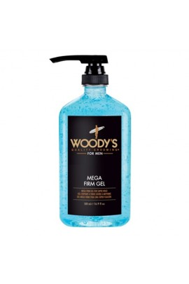 Woody's Quality Grooming - Mega Firm Gel - 16.9oz / 500ml