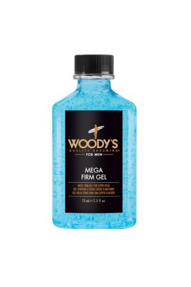 Woody's Quality Grooming - Mega Firm Gel - 75ml / 2.5oz