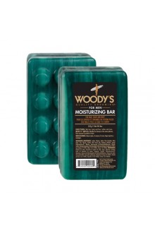 Woody's - Moisturizing Bar - 8oz / 227g