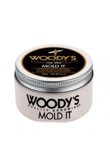 Woody's - Mold It Styling Paste - 3.4oz / 100g