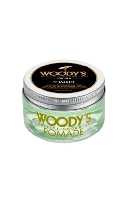 Woody's Quality Grooming - Pomade - 3.4oz / 96g