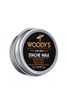 Woody's - Stache Wax - 0.5oz / 14g