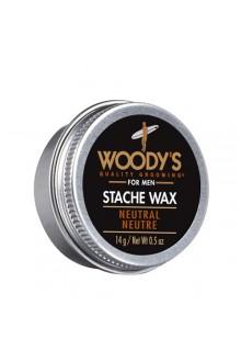 Woody's - Stache Wax - 0.5oz / 14g