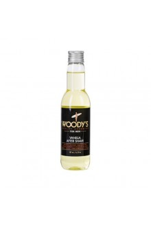 Woody's Quality Grooming - Vanilla After Shave - 6.3oz / 187ml