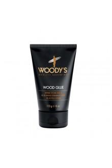 Woody's - Wood Glue Extreme Styling Hair Gel - 4oz / 113g