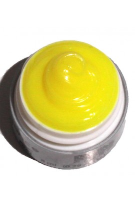 Light Elegance Gel Art 3D: Yellow - 0.29oz / 8ml